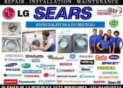 //servicio tecnico  a domicilio al instante*!!z•*// lavadoras * //refrigeradoras *//secadoras