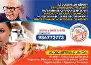 Audífonos medicados para sordera