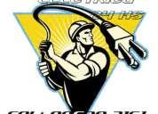 Electricista urgencias 24 hs - san borja - s. isidro - lince