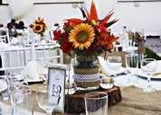 Walzap eventos & catering servicio integral para todo tipo de eventos