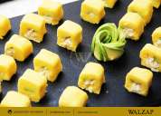 servicio de catering - walzap-