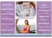 OrganizaciÓn de bodas y quince aÑos en lima
