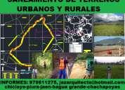 Casas, lotes, terrenos, sub divisiones, independizaciones sunarp, cofopri