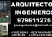 Arquitecto unprg, sanea toda clase de propiedades, sub divisiones, titulacion, planos, etc.