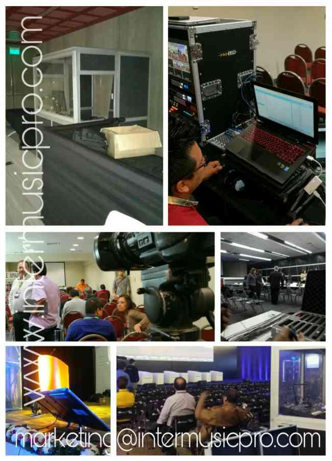 Peru Interpreta Equipos eventos.Audio y video Atencion permanente www.intermusicpro.com