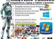 Laptops soporte pc a domicilio huancayo peru