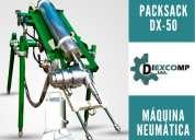 Perforadora packsack dx50