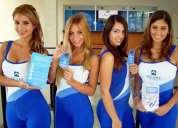 CASTING MODELOS ANFITRIONAS PROMOTORAS BAILARINAS Y ACTRICES