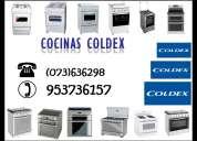 *servicio tecnico de cocinas coldex 953736157 lima*
