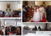 Coro angeli - coro para bodas lima