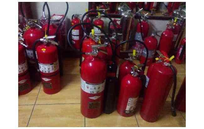 Recarga de Extintores Acetato de Potasio en Los olivos