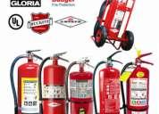 Capacitacion de uso y manejo de extintores los olivos