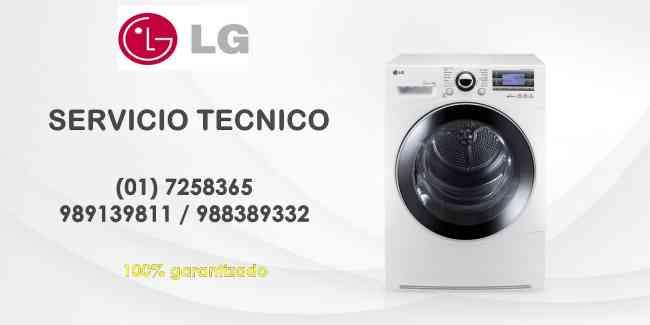 LG SERVICIOS TÉCNICOS DE ELECTRODOMÉSTICOS DE LINEA BLANCA *LAVADORAS* VENTA DE REPUESTOS