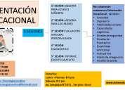 Orientación vocacional - psicología sistema londres
