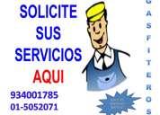 934001785 la molina city gasfiteros electricistas e instalaciones en general garantizado!! llame ya