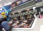 Vendo maquina de gigantografia challenger fy3208h