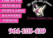 Chicas escorts lima