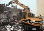 Excavaciones demoliciones movimiento de tierras eliminaciÓn de desmonete 997470736