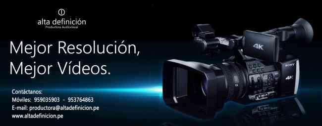 Filmaciones Full HD, grabamos sus eventos empresariales