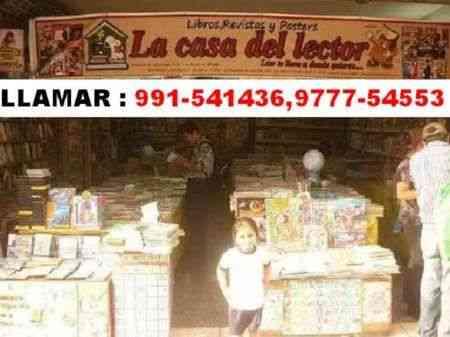 SE COMPRA COMPRO LIBROS.CONTAMOS CON TIENDA AL 991541436