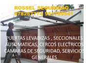951789541 concertinas, barras antipanico, frenos de piso