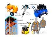 Gyo constructora - alquiler de maquinas