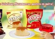 Productos delphi la gelatina del perú