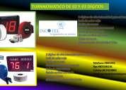 Kit ordenador alÁmbrico de 02 y 03 dÍgitos / incotel