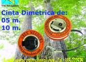 Venta de cinta diametrica 5m, 10m, forestal, accesorios forestal