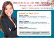 Asesoria  contable, administrativa, laboral y triburatia