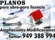 Independizaciones regularizacion de propiedades