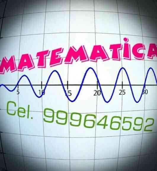 Matematica. Clases delivery a domicilio.todo nivel. 17 soles hora