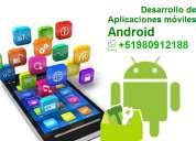 Programador de aplicaciones móviles android