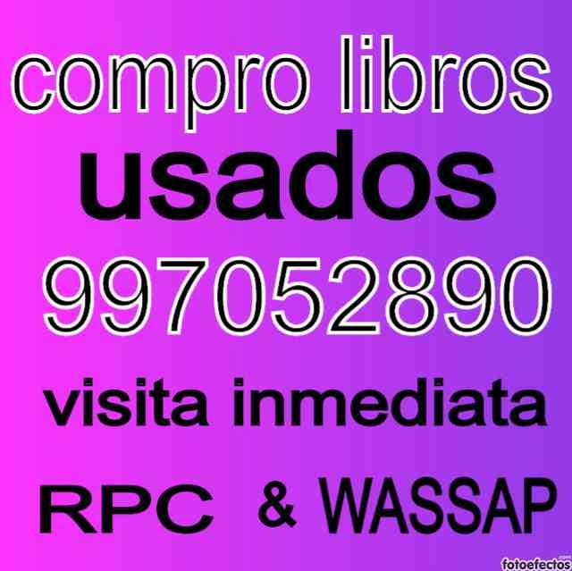 Compra Venta > Libros - Revistas > Lima, lima-metropolitana-y-callao, 997052890 Perú>usado