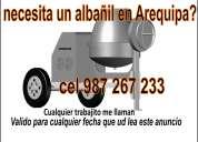 Albañil arequipa 987 267 233
