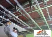 Drywall peru arq&const instalaciones drywall telf.991747152