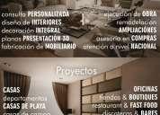 Diseño y decoración de interiores proyectos integrales lima perú