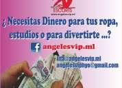 Chicas a1 pagos semanales de 800 a 100o soles
