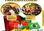 BrasileirissÍmo - comida brasileÑa- delivery lima