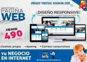 Diseño de páginas web responsive