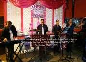 Orquestas en lima - fiesta latina 980971979