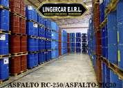 Venta de asfalto rc250 - emulsiones - productos garantizados