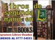 Compramos libros usados al mejor precio-la casa del lector-977754553.