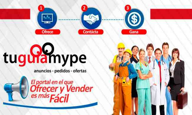 Tú Guía Mype  - Anunciate en este portal