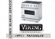 Viking servicio tecnico cocinas mantenimiento lima