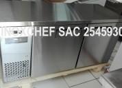 Visicooler congeladores mesas frias acero inox 2545930