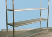 Estantes mesas lavaderos ovalines acero inox 2545930 lima peru