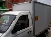 Transporte de carga liviana max. 600 kgs