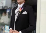 Alquiler venta ternos para matrimonio bodas en surco