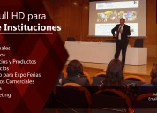 Videos para marketing hd